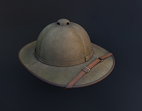 3D asset Hat for Travelers