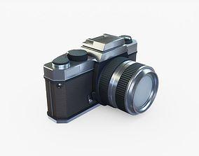 3D asset Digital SLR Camera