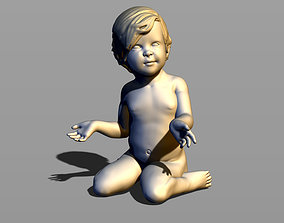 Child 3D print model
