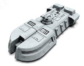 Star Wars - ITT Imperial Troop 3D asset