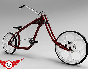 3D model ZEUS Concept Bike
