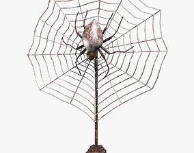 Metal Spider 3D