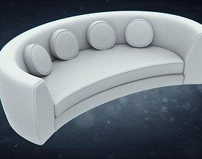 3D India Mahdavi Jelly Pea Sofa