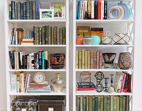 3D open shelf
