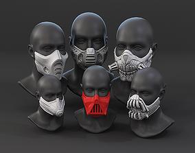 3D printable model Doom Subzero Wasp Immortan Joe Darth 3