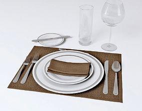 3D model Tableware knife