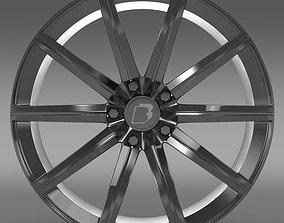 BB Audi R8 v10 plus rim 3D
