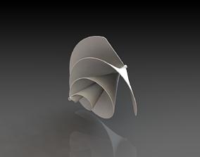 Archimedes Spiral Liam F1 Wind Turbine 3D printable model