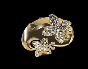 Gold Ring 203 3D print model