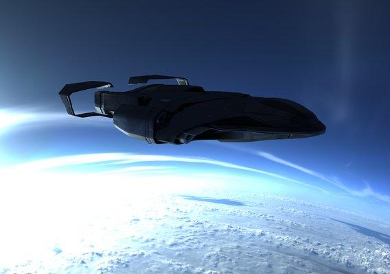 Spartan Spaceship