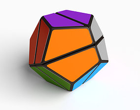 3D Dodecahedron cube puzzle 2x2x2
