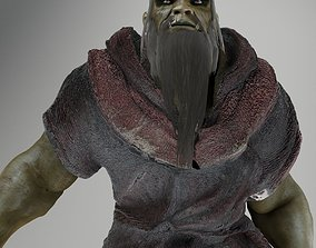 3D model DoomBringer Riged