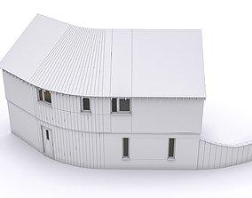 Townhouse 18 3D model