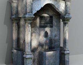 3D Fountain fountain