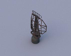 3D model Radar 05