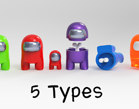 Who are Impostor STL for 3Dprint