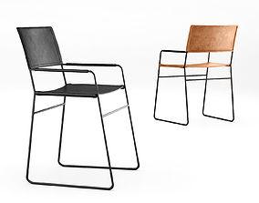 Barnaby Lane Boston chair 3D model
