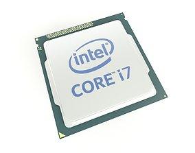 3D model Intel CPU i7 v1 001