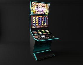 electronics casino slot machine 3D model