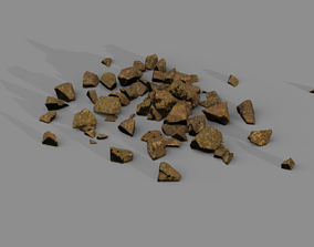 3D model Rock the hell out of it