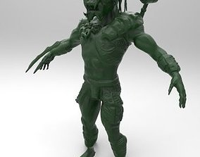 Predator 3D printable model