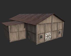 Barn Model game-ready