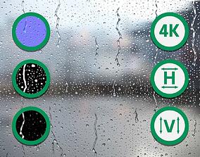 Raindrops Texture 3 3D model