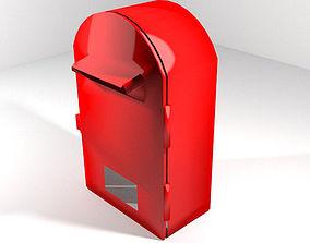 Mailbox - Type 1 3D model