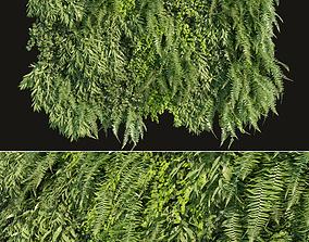 3D model Vertical garden 01