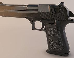 3D model Magnum Desert Eagle