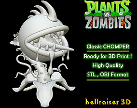 Plants vs Zombies - Classic 3D printable model 1