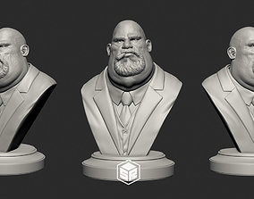 3D printable model Mafia Boss - Variation B -