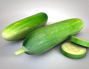 3D model realtime Cucumber