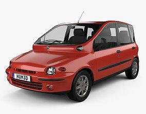 Fiat Multipla 1998 3D