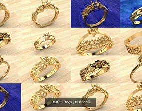 Best 10 Rings 3D