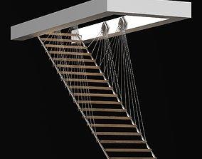 steel Ladder 3D