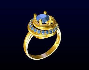 platinum DIAMOND JEWELLERY 3D print model