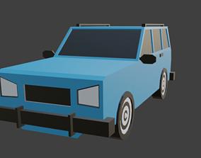 Jeep Suv Concept 3D asset