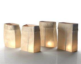 3D Farolitos Lights