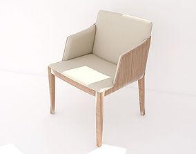 3D model Modern Design Armchair