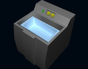3D model Deep fryer
