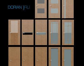 Interior doors Dorian Albero 3D