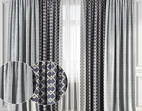 Curtain Set 115 3D
