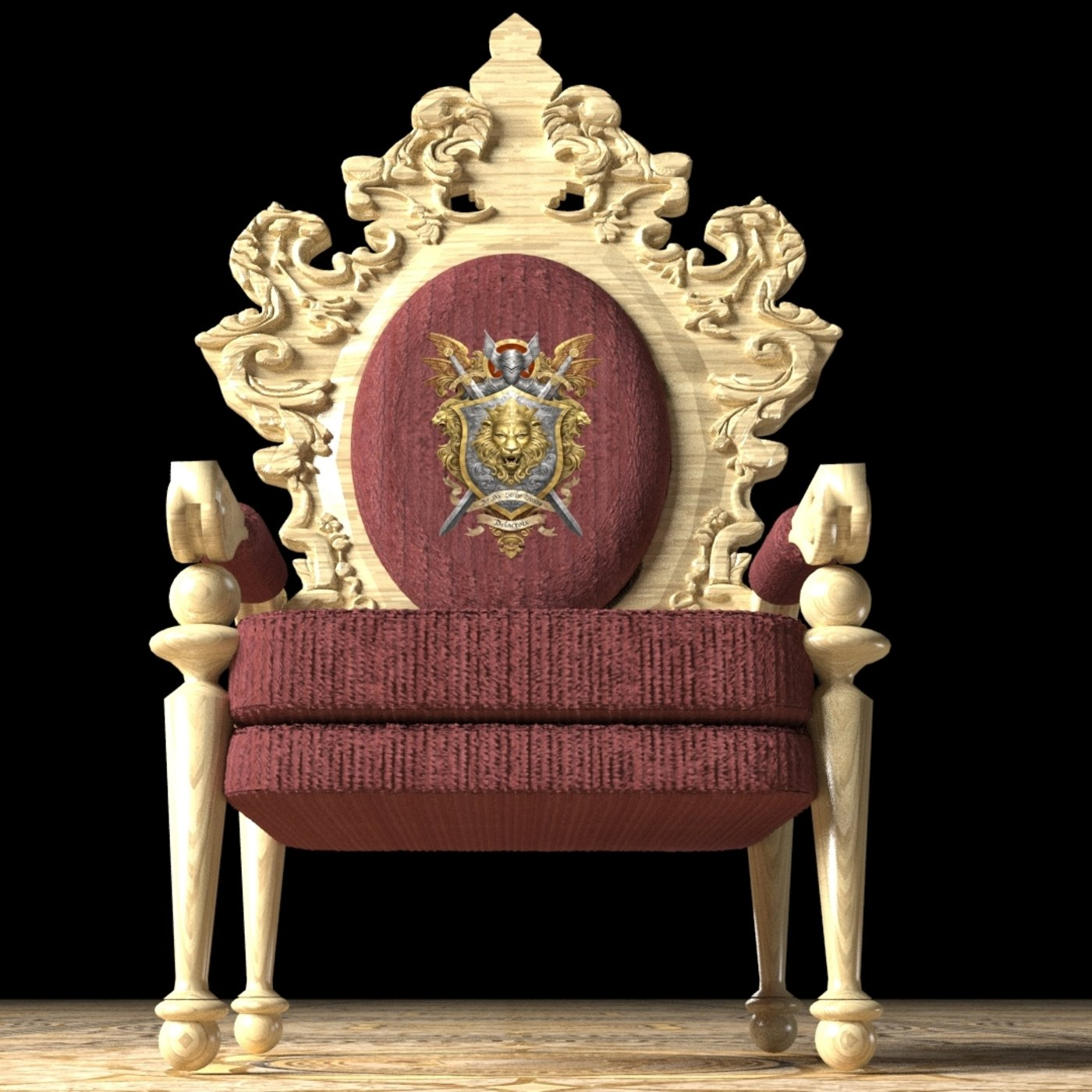 King Throne 6