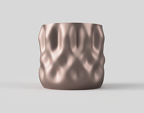 3D printable model Copper Pencil holder