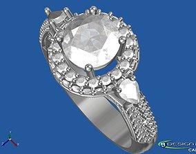 3D print model anillo 25 Q