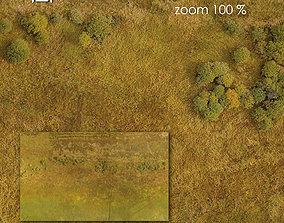Aerial texture 113 3D asset