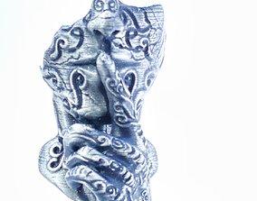 Silente Sculpture Art Decor 3D print model