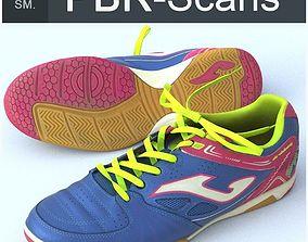 3D model Sneaker Middle SM
