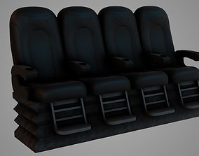 Theater Seats 3D